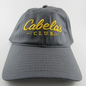 Cabela's Club twill cap one size fits most